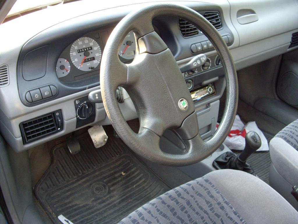skoda 1997 технические характеристики