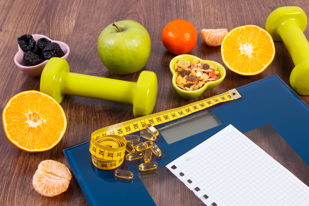 Контроль за снижением веса