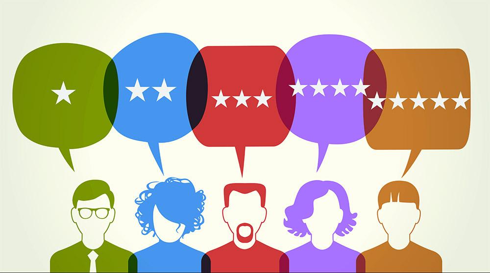 Оценки покупателей по поводу качества товара.