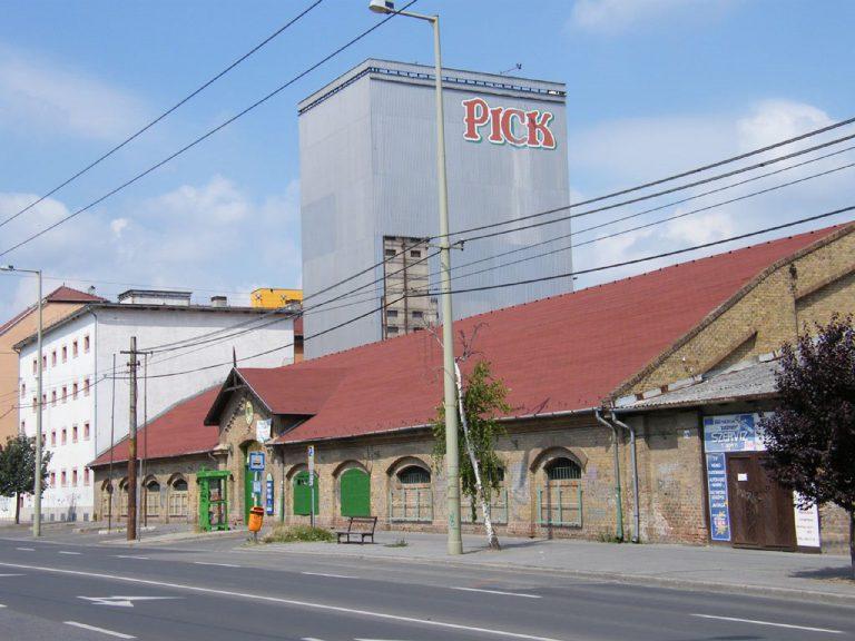 завод Марка Пика
