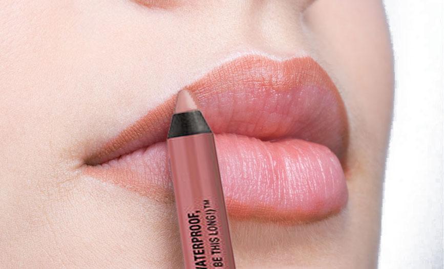 Правила нанесения карандаша для губ
