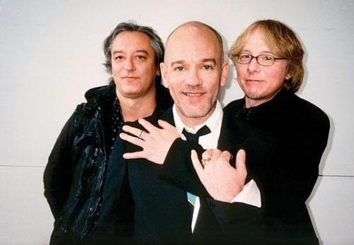 Рок-группа R.E.M.