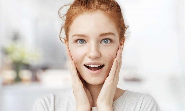 результат масок для чувствительной кожи