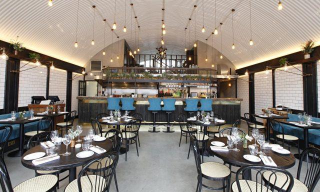 Ресторан в Лондоне