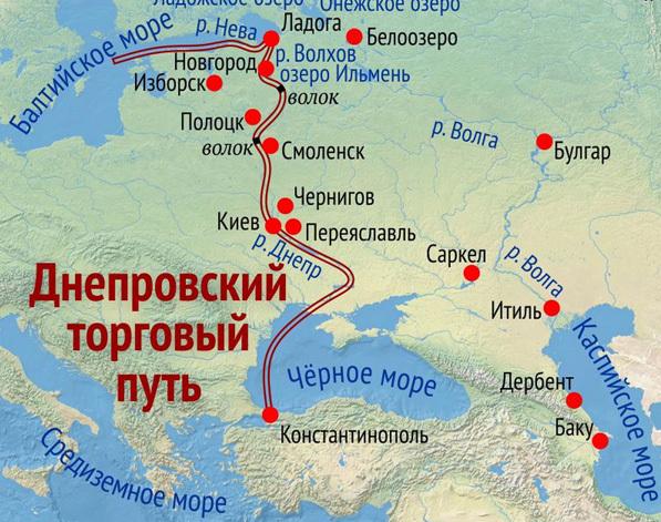 Торговый путь