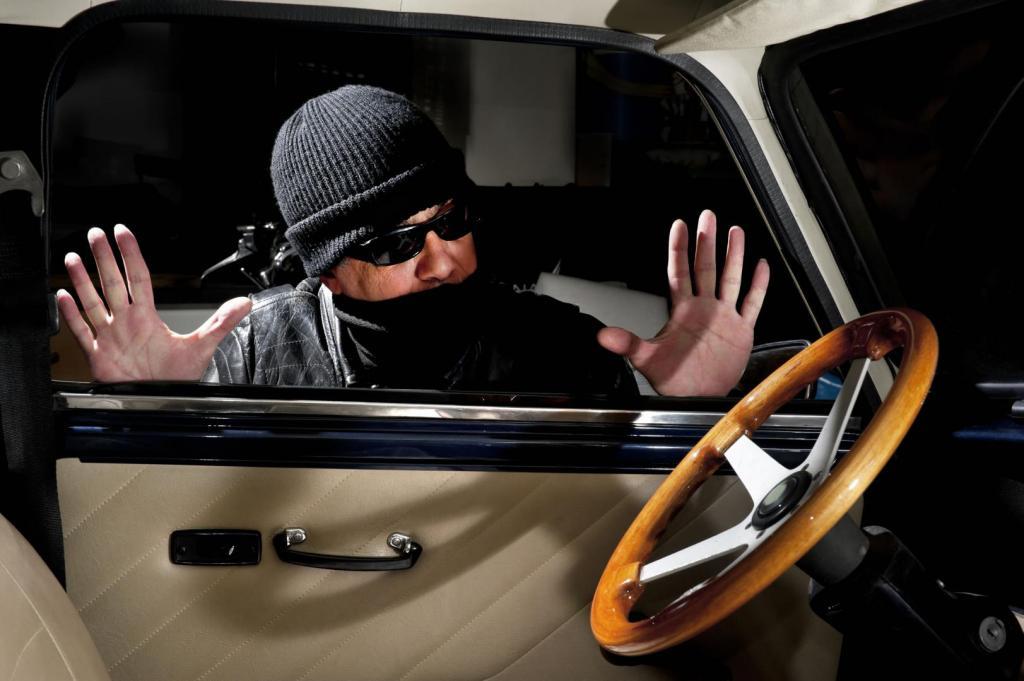 Грабитель автомобилей