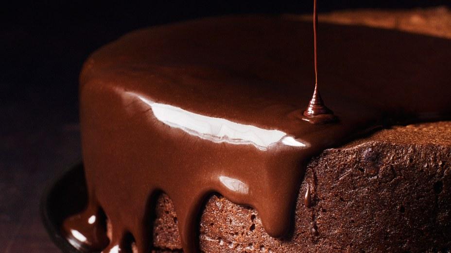 шоколадная глазурь из шоколада и молока