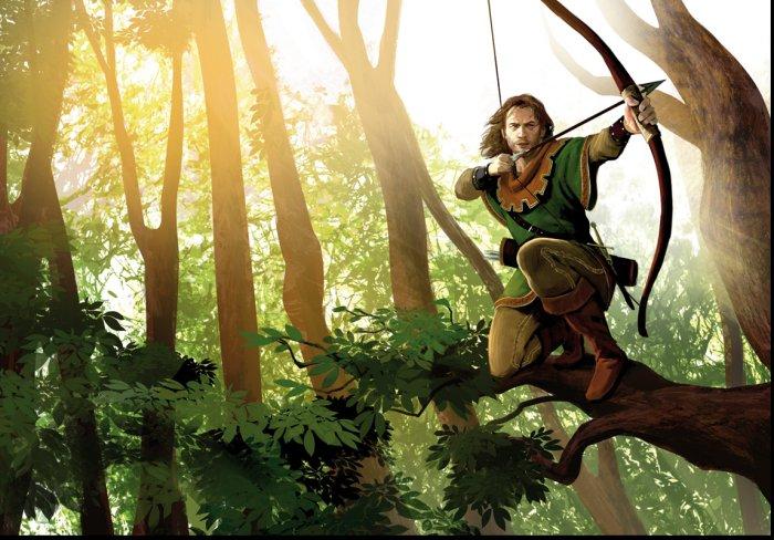 Легенда о Робин Гуде