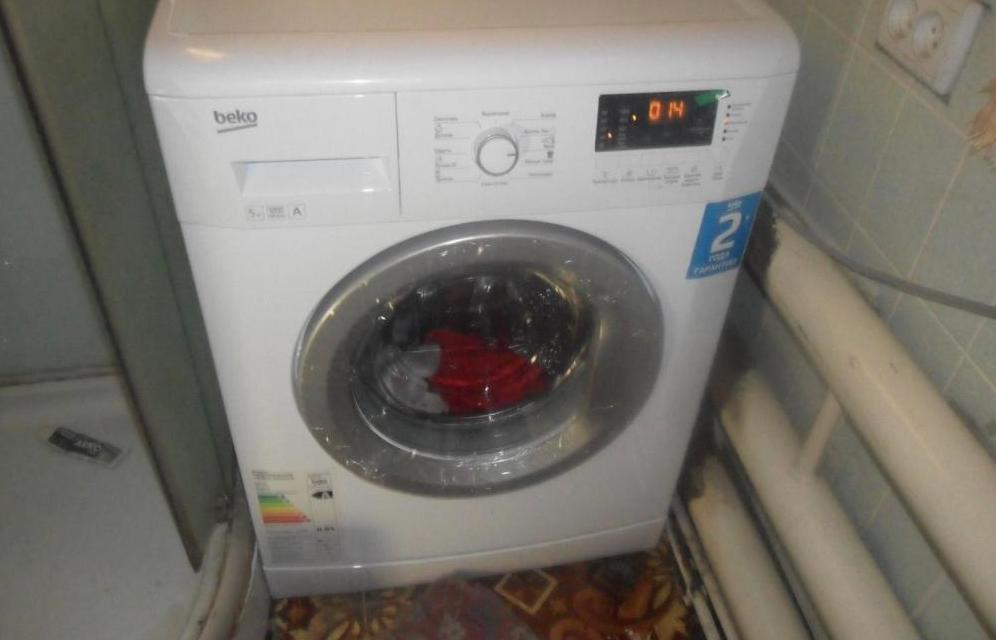 Стиральная машина beko wkb 51031 ptma инструкция