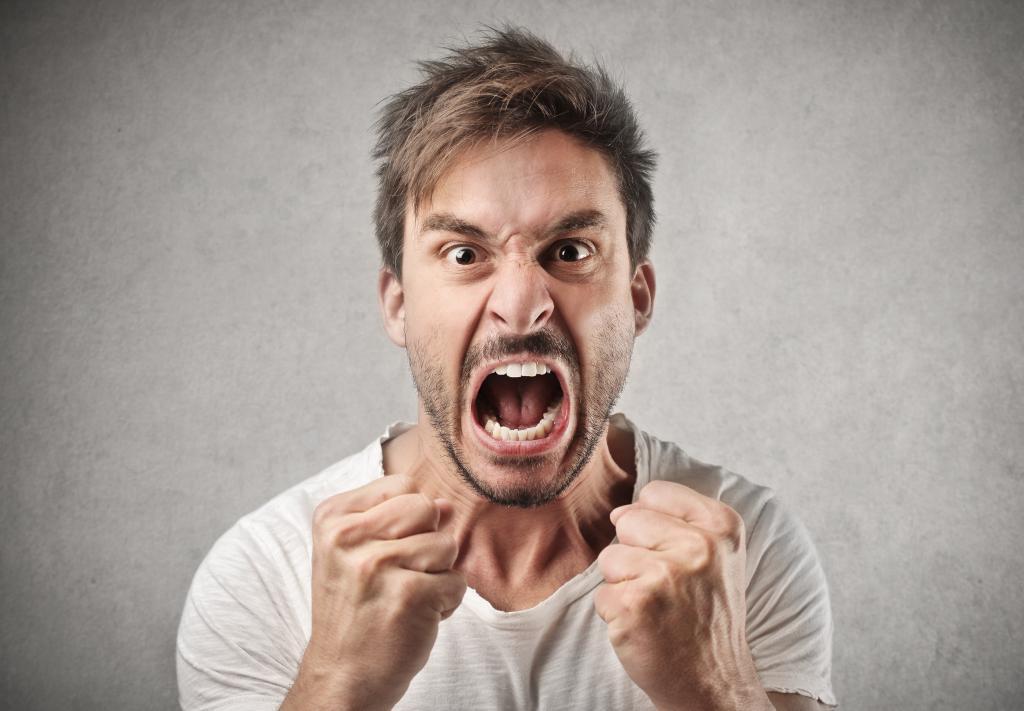 Гнев и злость