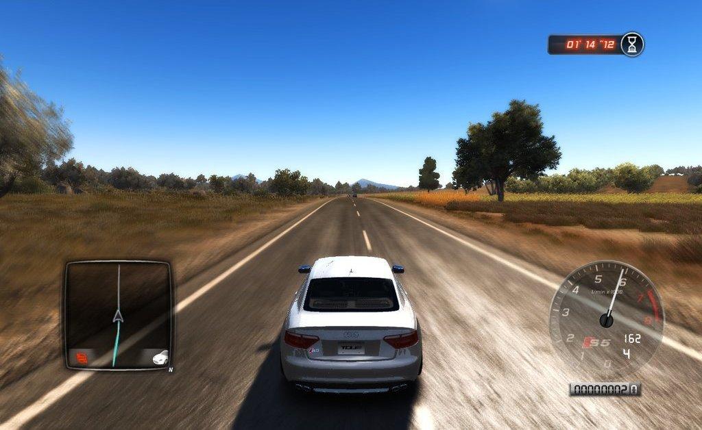 Игра Test Drive unlimited 2