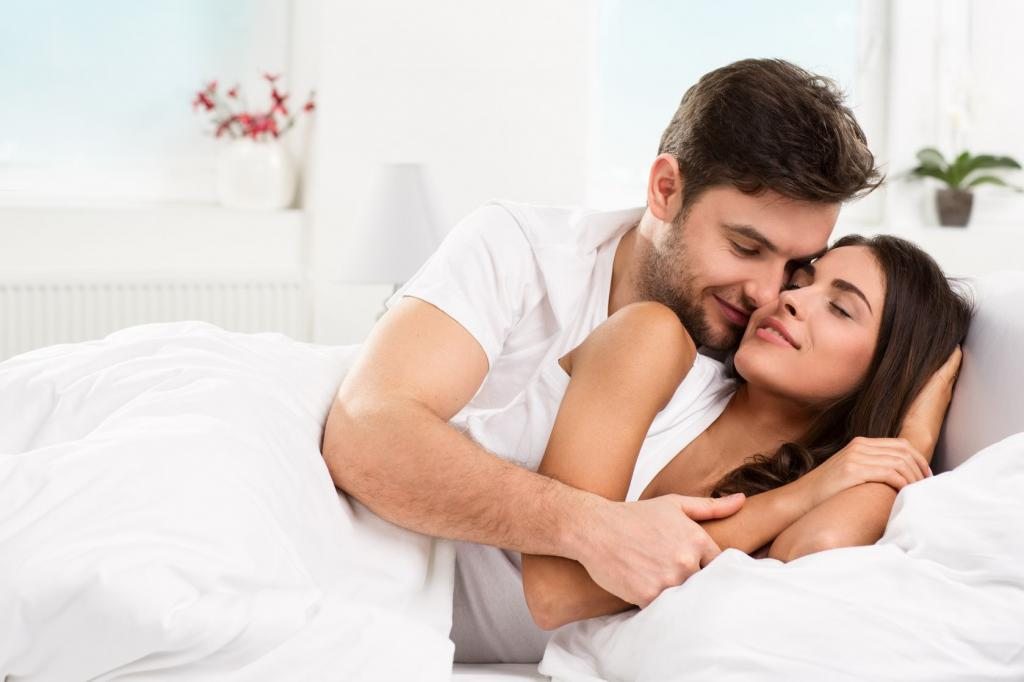 как вести себя после секса