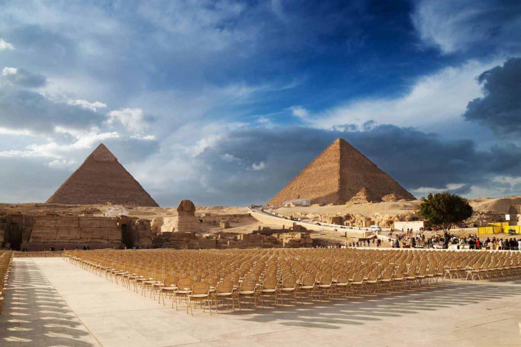 Уникальные археологические и исторические памятники