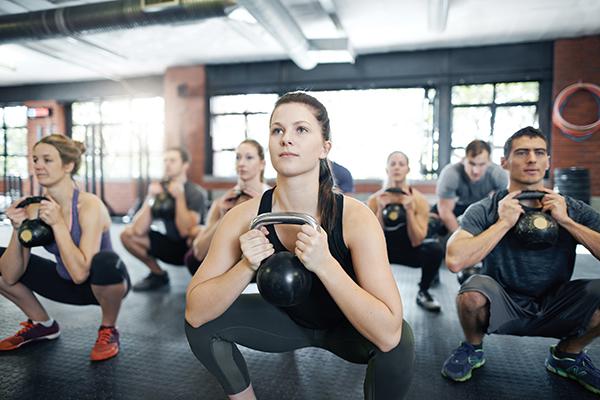 групповые силовые тренировки для женщин