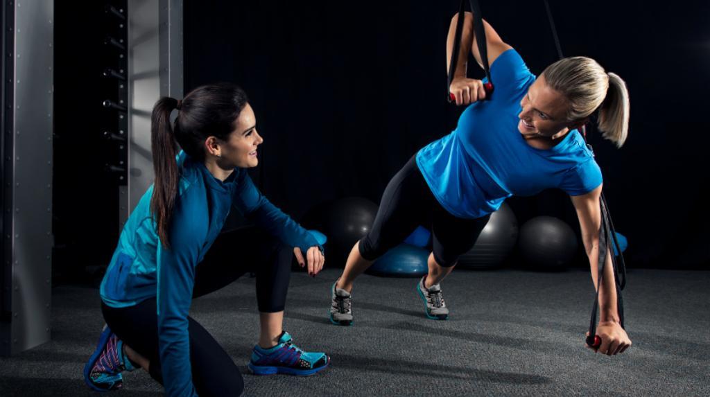 групповые силовые тренировки по фитнесу