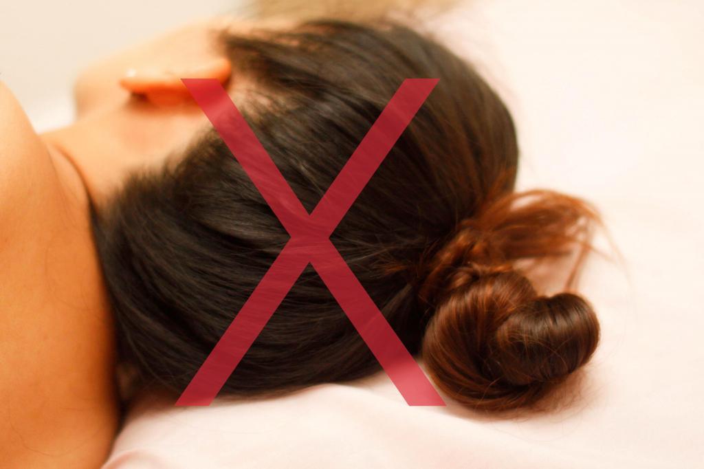 чего нельзя делать с нарощенными волосами