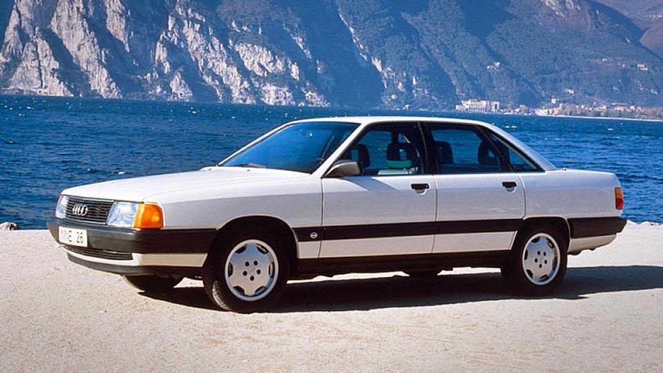 """Технические характеристики """"Audi 100"""""""