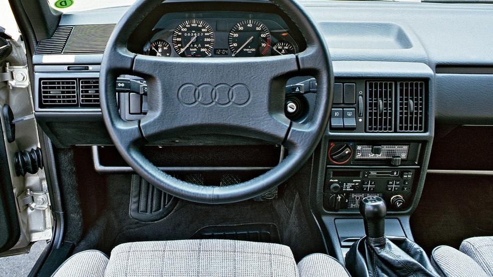 """Характеристики """"Audi 100 1,8"""""""
