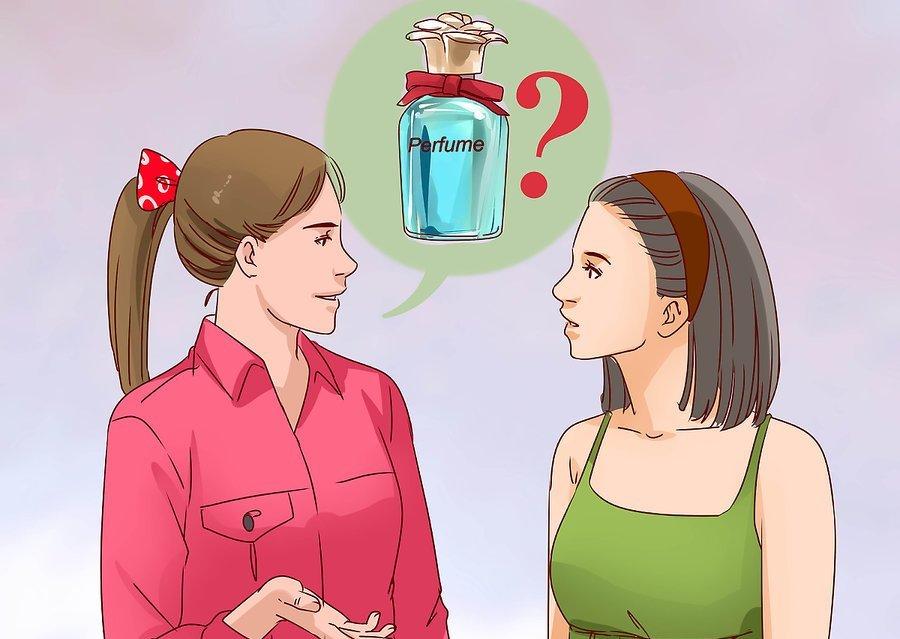 правильно выбрать парфюм
