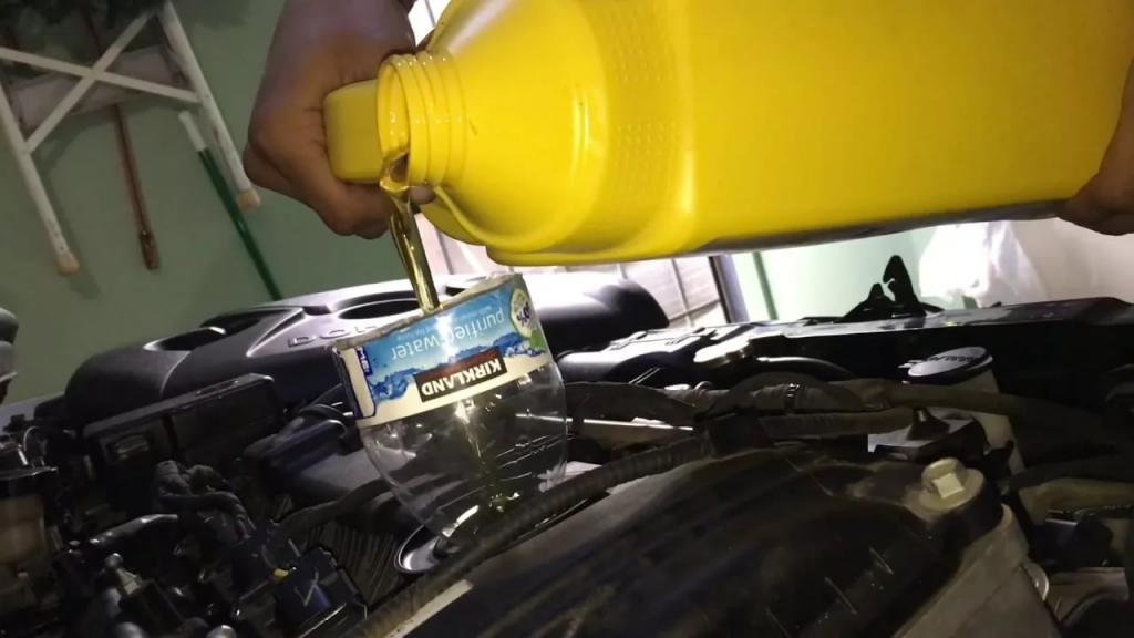 Замена масла в АКПП «Хендай»