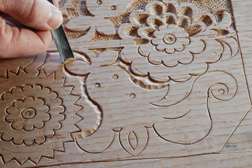 рисунки для контурной резьбы по дереву