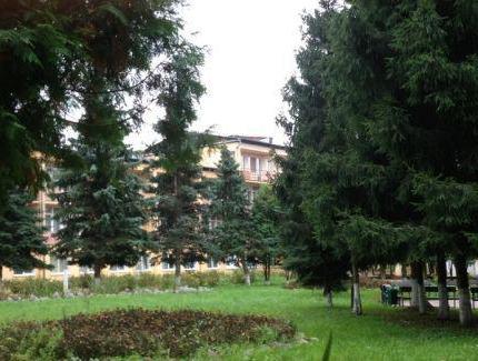 санаторий зеленая роща подмосковье мвд