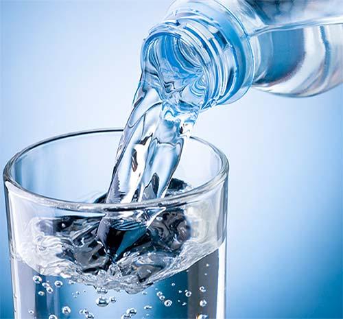 вода для мышц