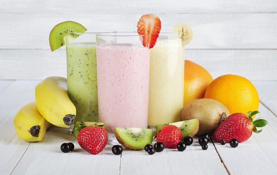коктейли белковые