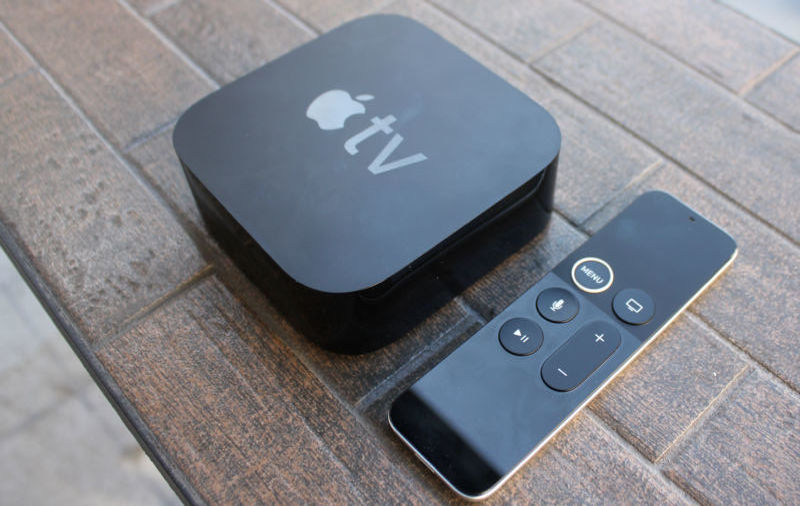 Приставка Apple TV