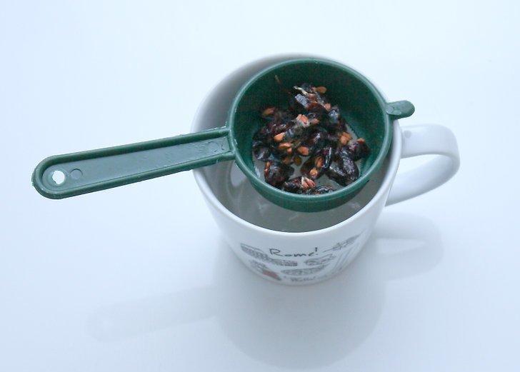 Как приготовить чай из шиповника