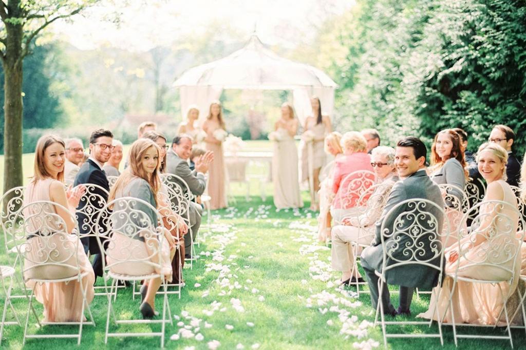 европейская свадьба традиции