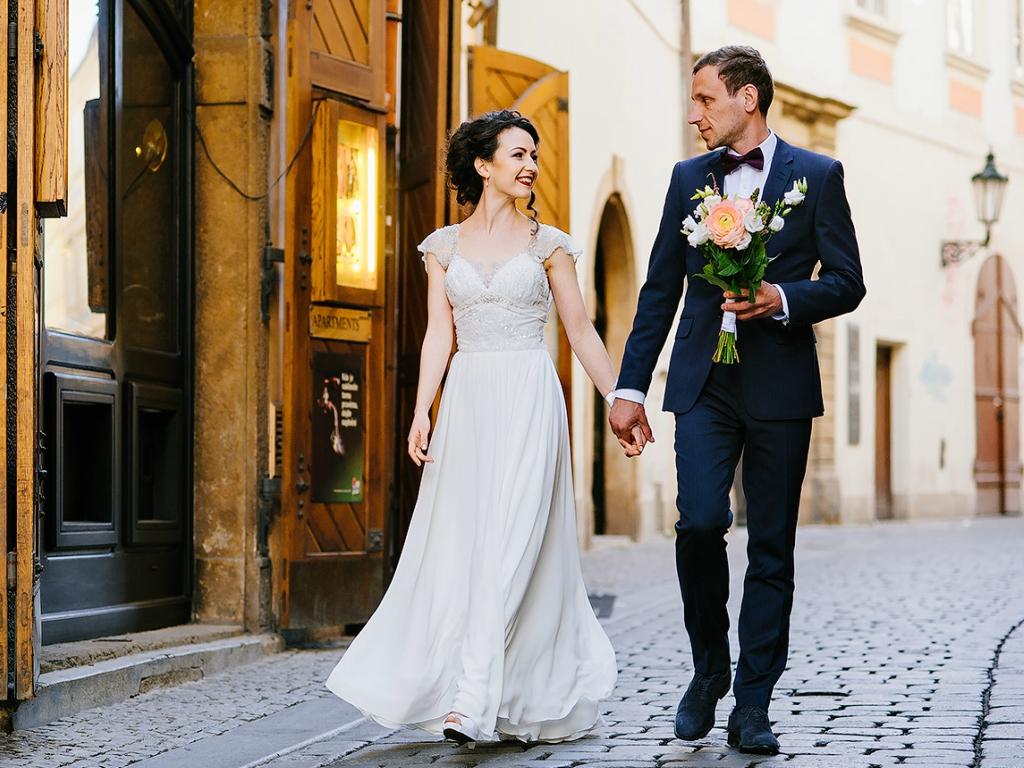 свадьба в европейском стиле фото