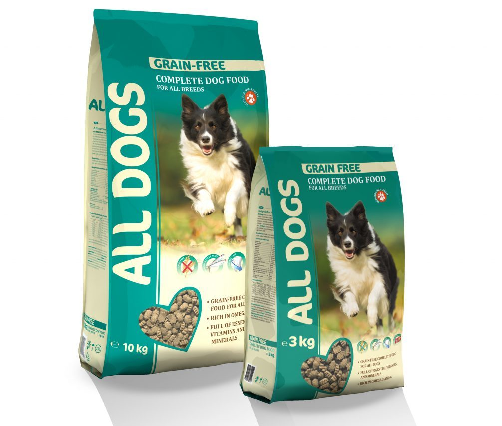 all dogs корм для собак отзывы