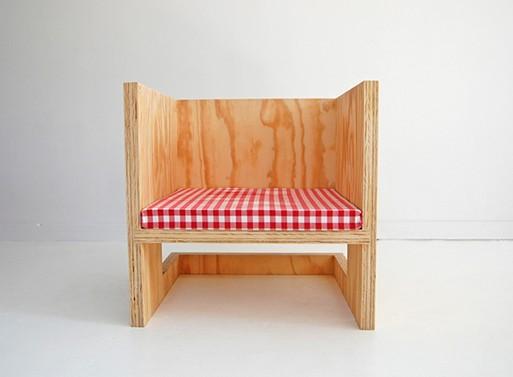 стулья из фанеры своими руками