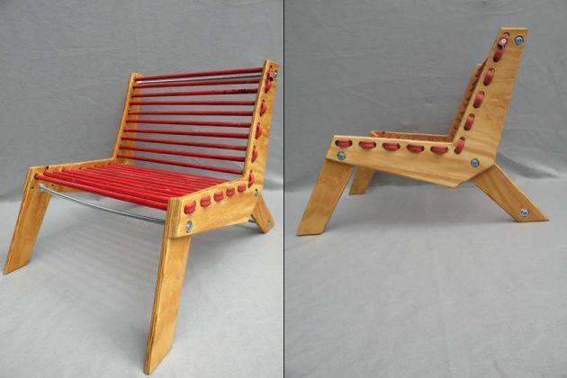 складные стулья из фанеры своими руками