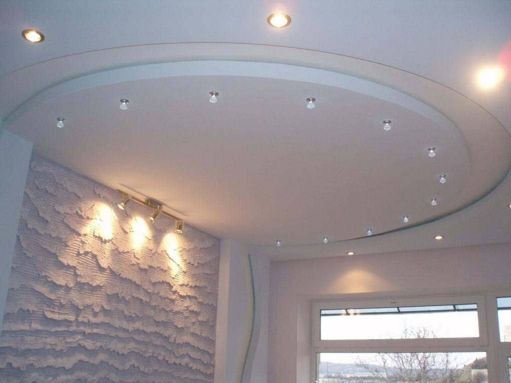 что лучше натяжной потолок или гипсокартон