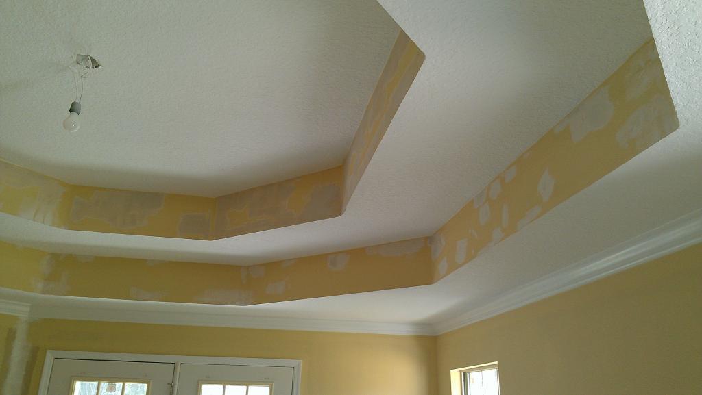 какой потолок сделать натяжной или гипсокартон
