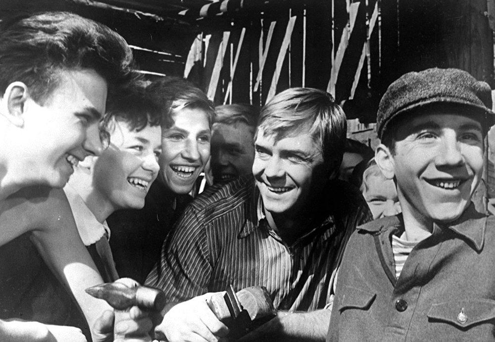 """""""Друг мой, Колька!"""" (1961 год)"""