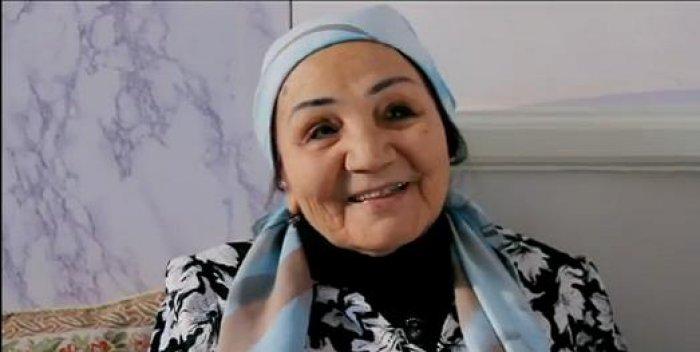 Юсупова Тути Узбекистан