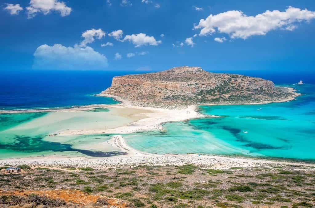 Лучшие курорты Греции с песчаными пляжами