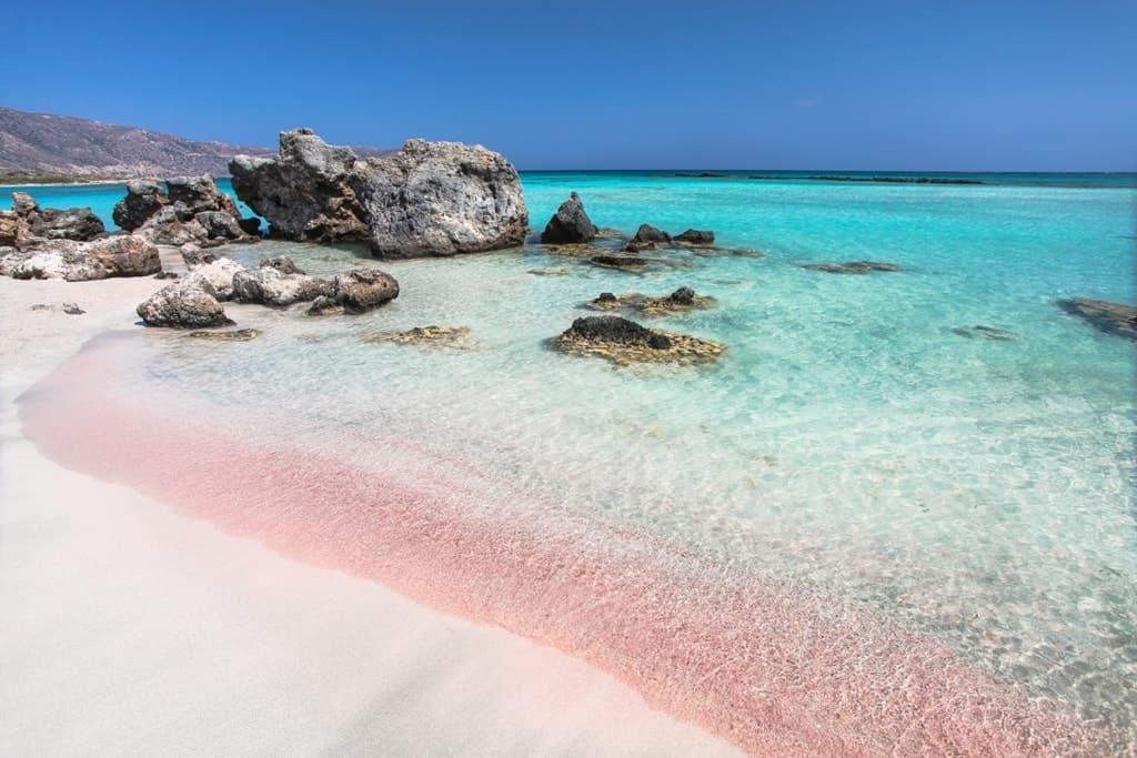 Курорты Греции с песчаными пляжами для отдыха