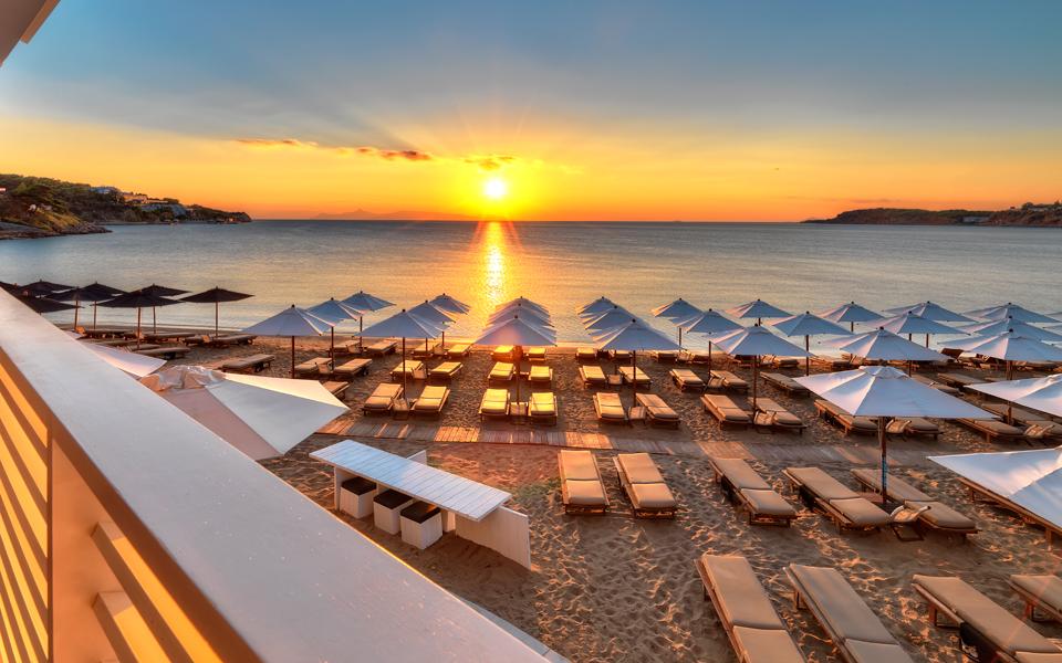 Курорты материковой Греции с песчаными пляжами