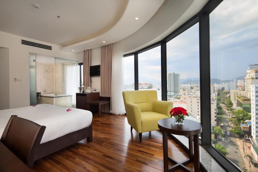 Legend Sea Hotel: описание номеров