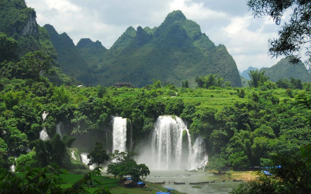 Вьетнамские пейзажи