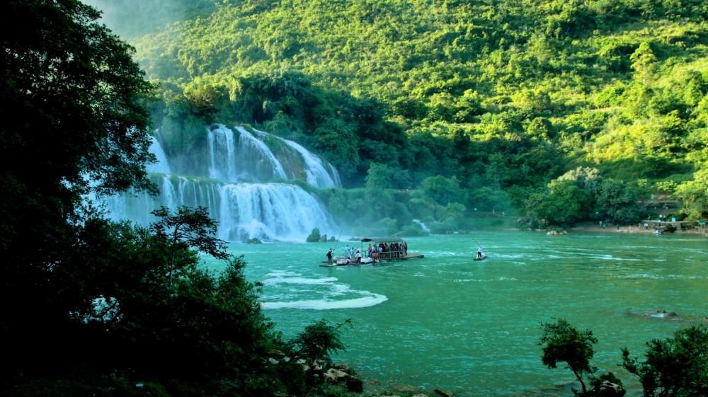 Национальный парк Пу Мат