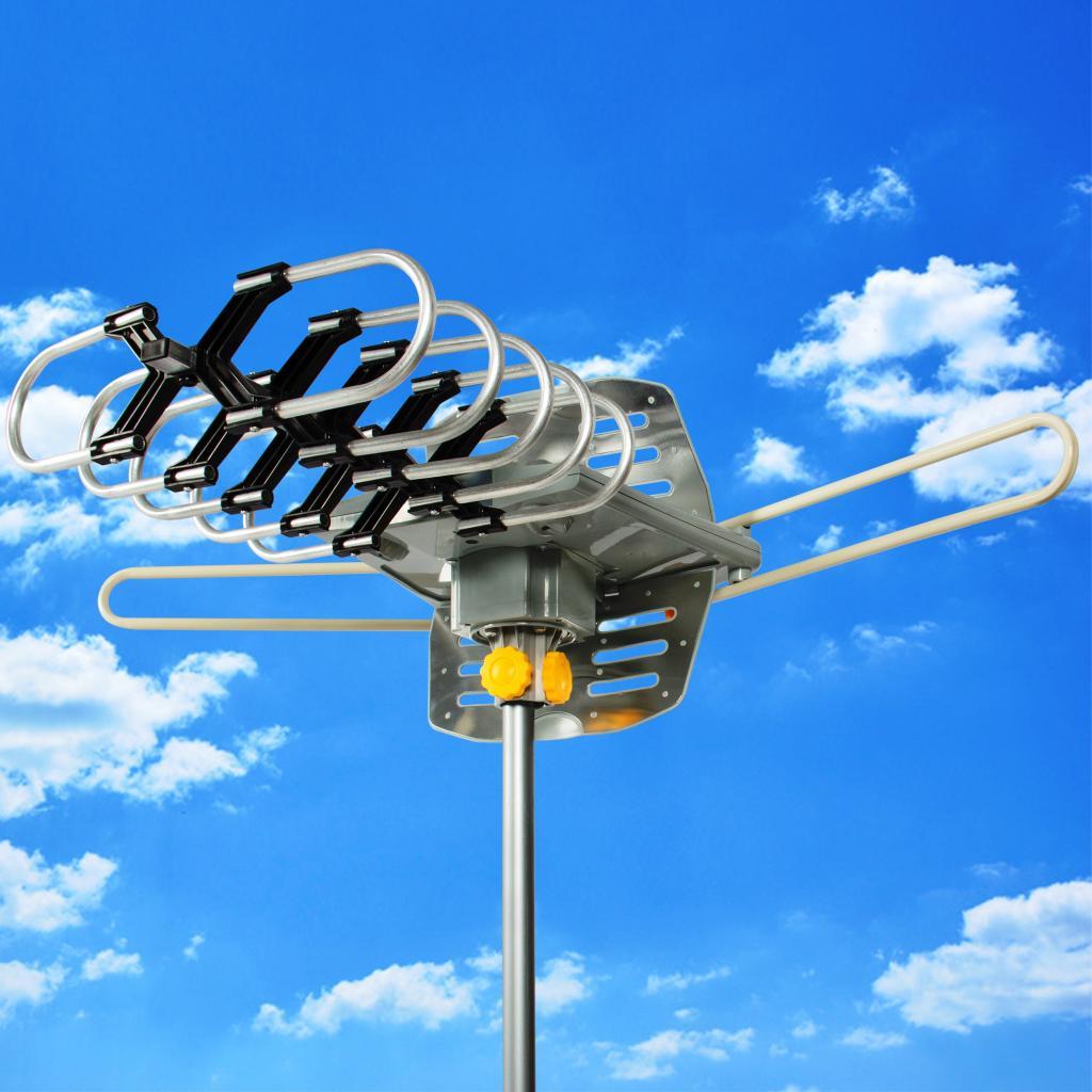 Преимущество направленной антены