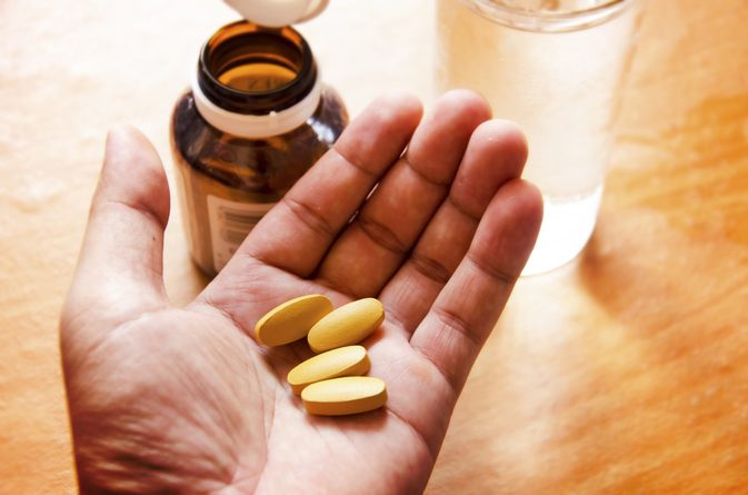 """""""Ибупрофен"""" в таблетированной форме"""