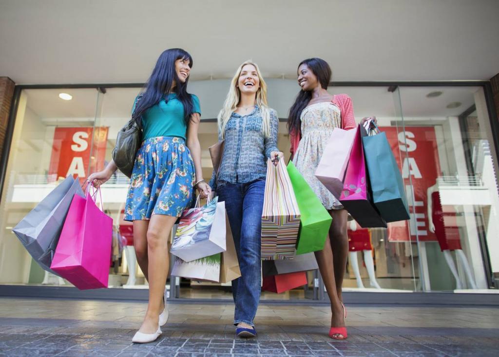 Преимущества онлайн шопинга