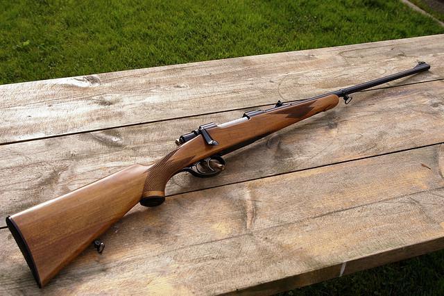получить разрешение на охотничье оружие