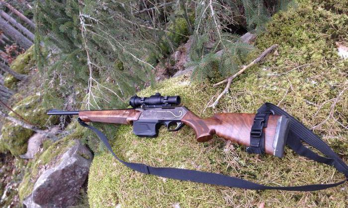 как получить разрешение на нарезное охотничье оружие
